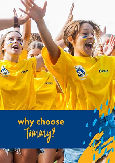 2019 Prospectus - St Thomas More College at UWA, Perth