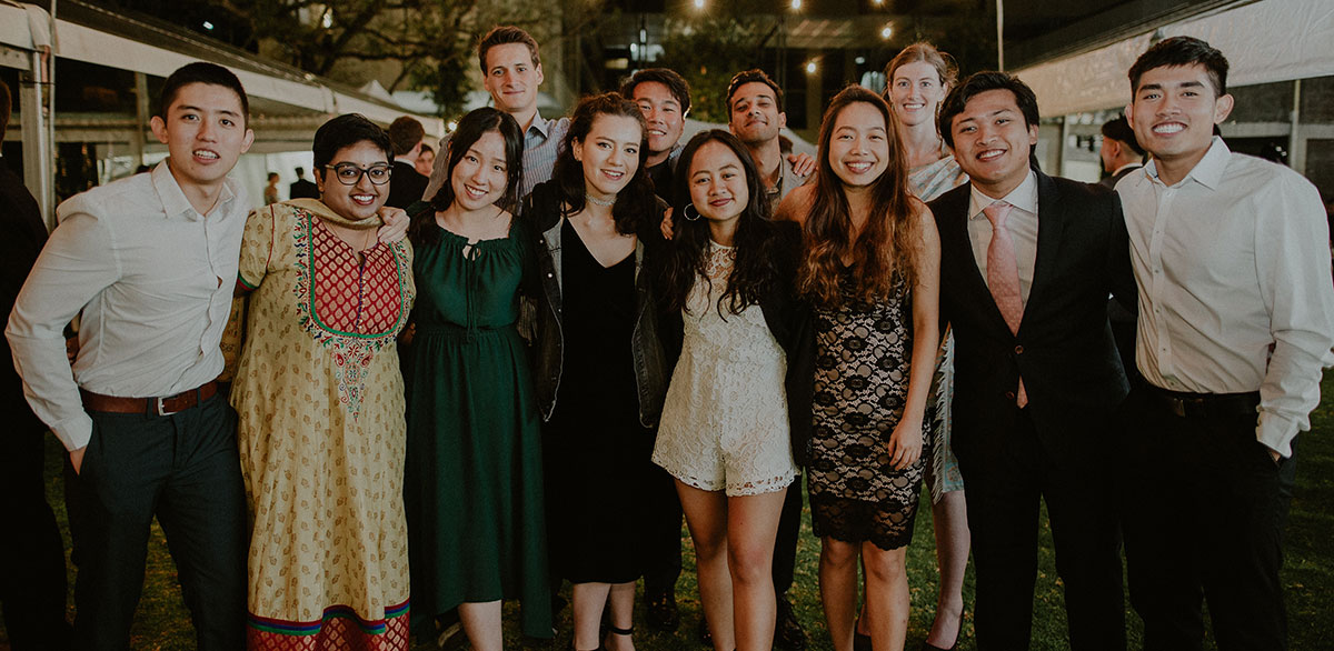 Singapore students from St Thomas More College