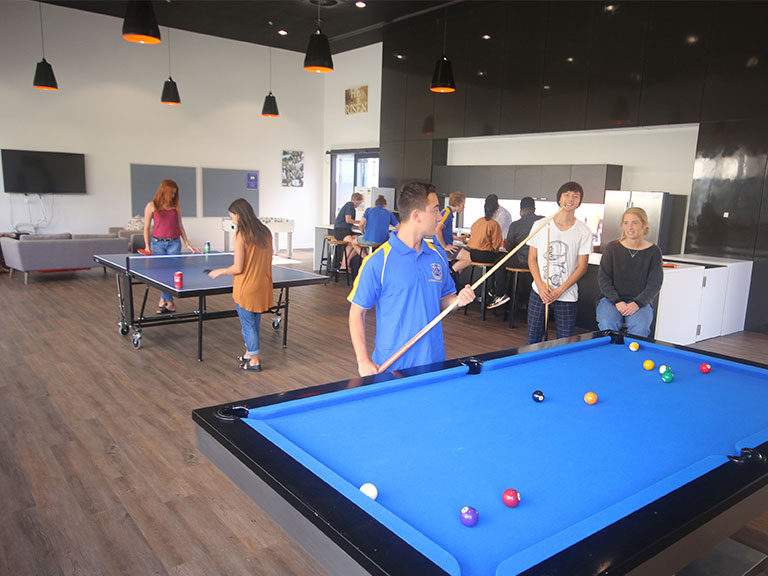 Singleton Recreation Room