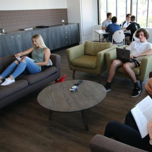 Communal Spaces at St Thomas More College