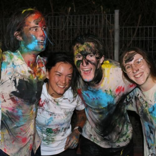 Paint Party at Tommy More