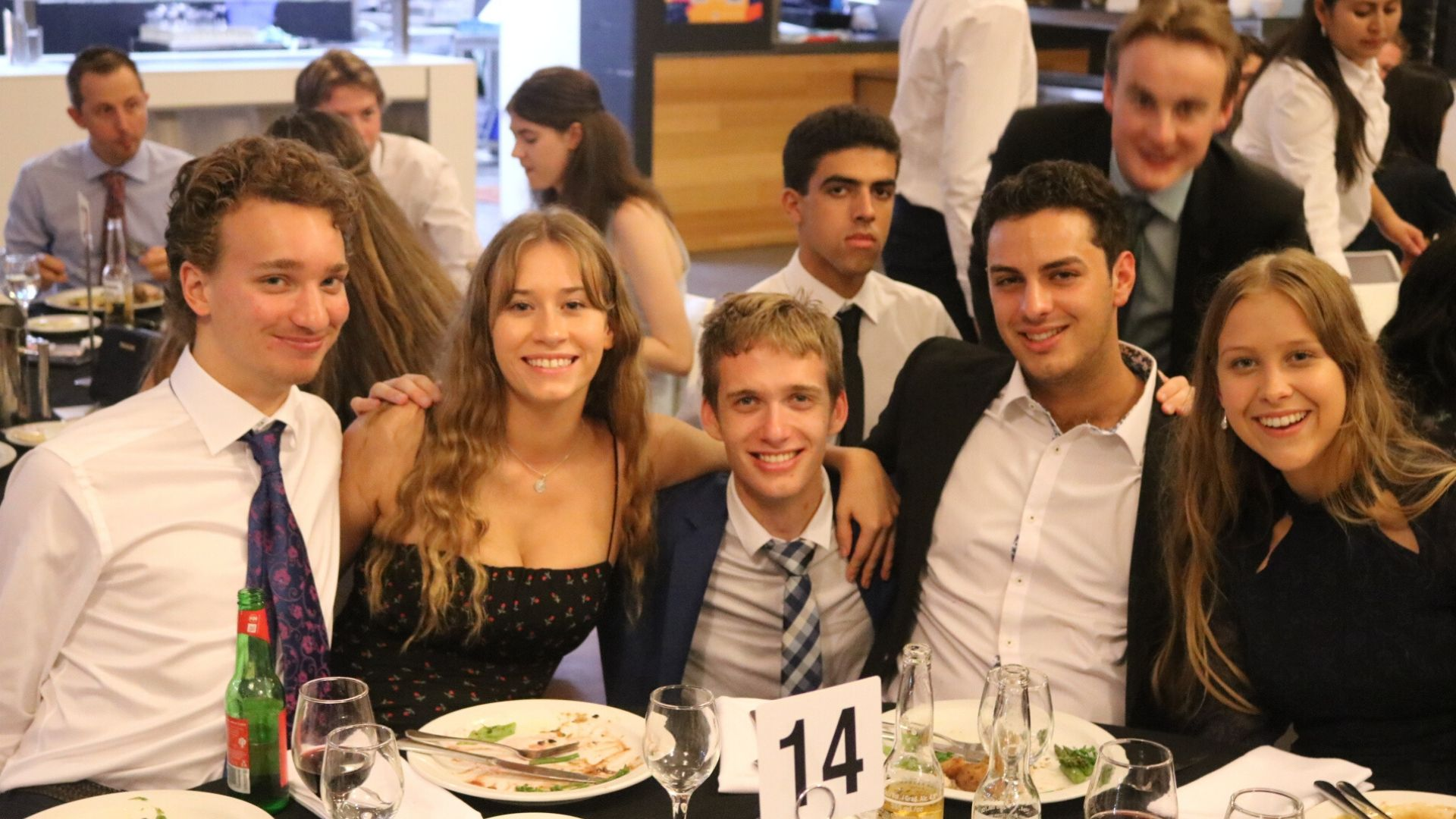 Friendship at St Thomas More College