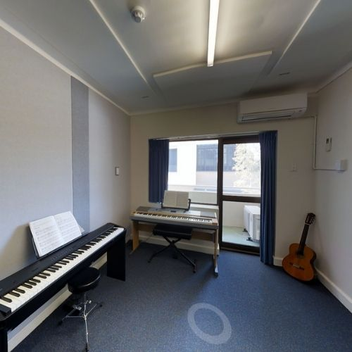 Music Room at St Thomas More College